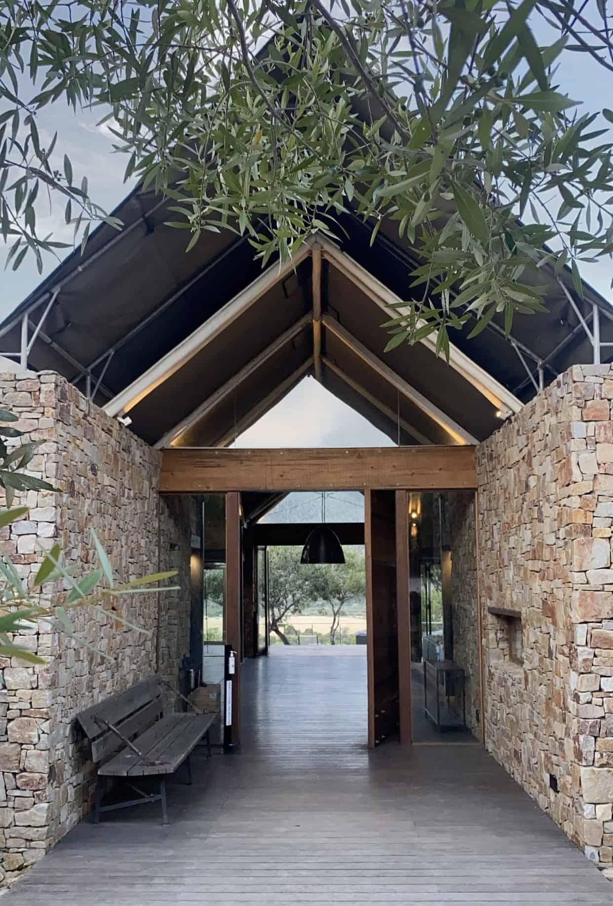 Entrance Kariega Game Reserve